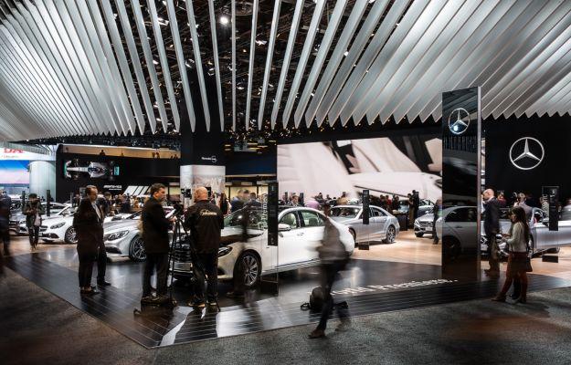 La nuova Classe E Mercedes (Ph: Renato Zacchia)