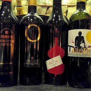 vini greci