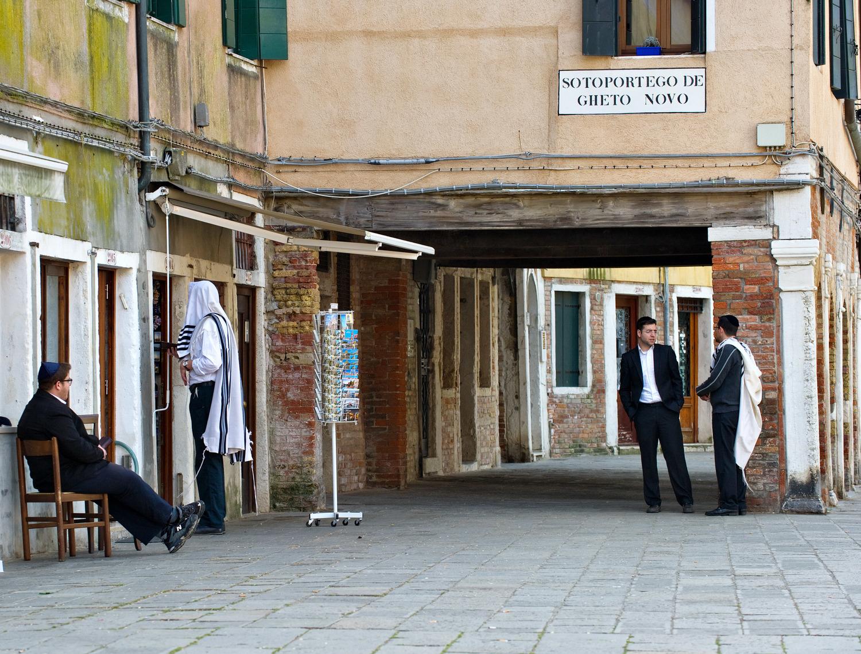500 anni del Ghetto di Venezia