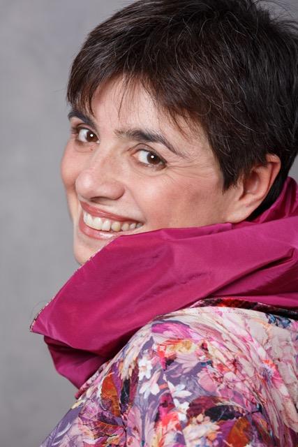 Laura Caparrotti, direttore artistico di In Scena!