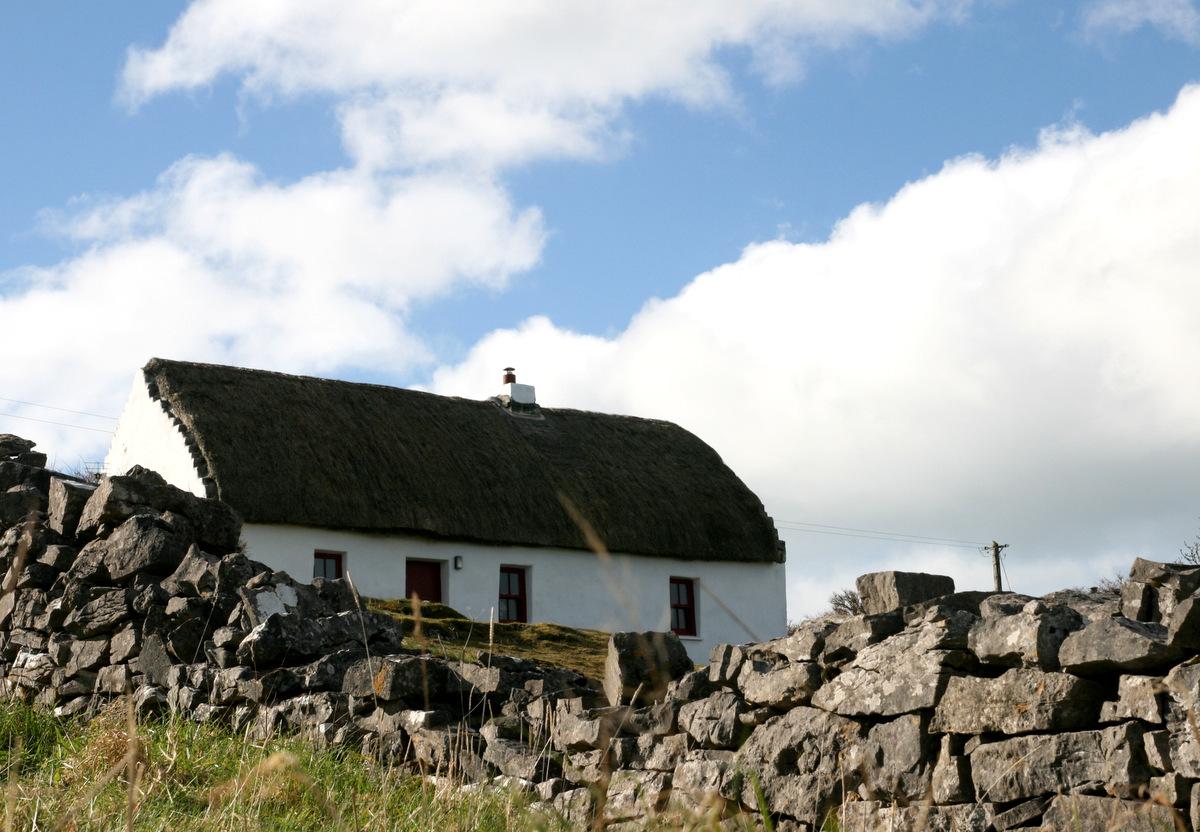 Isole aran l irlanda alla fine del vecchio mondo la for Piani di casa del vecchio mondo