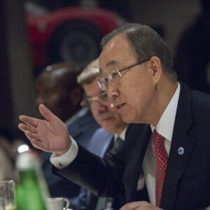 World Humanitarian Summit Ban Ki moon