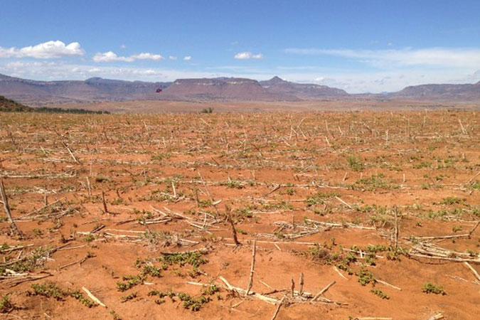 Lesotho-El-Niño