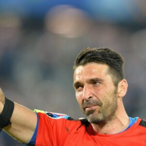 Gigi Buffon Italia Germania