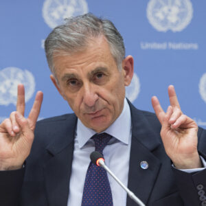 Mr. Jean-Paul Laborde. Executive Director of the United Nations Security Council Counter-Terrorism Committee Executive Directorate (CTED)
