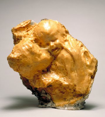 The Golden Age by Medardo Rosso