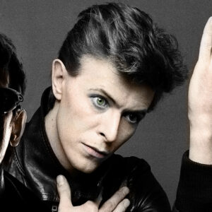 david bowie lou reed