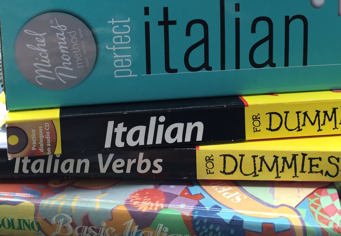 Fish Juice, Please! The Struggles of Learning Italian – La Voce di ...