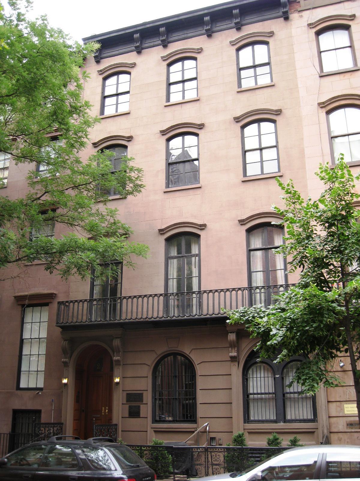 Casa Italiana NYU