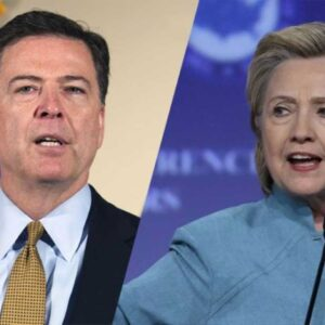 james comey hillary clinton