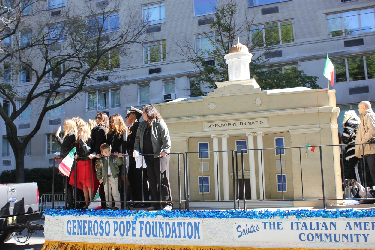 Generoso Pope Foundation.