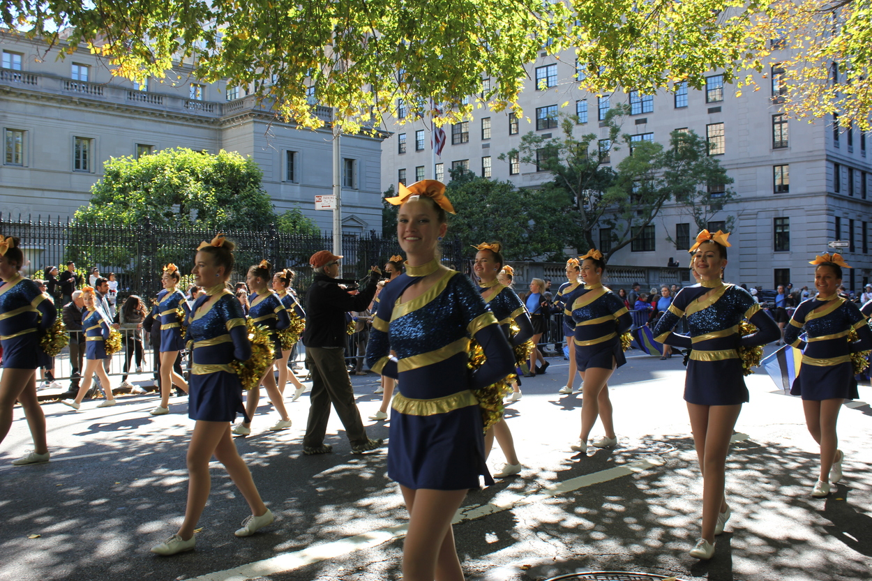 West Islip High School Marching Lions. From West Islip, NY.