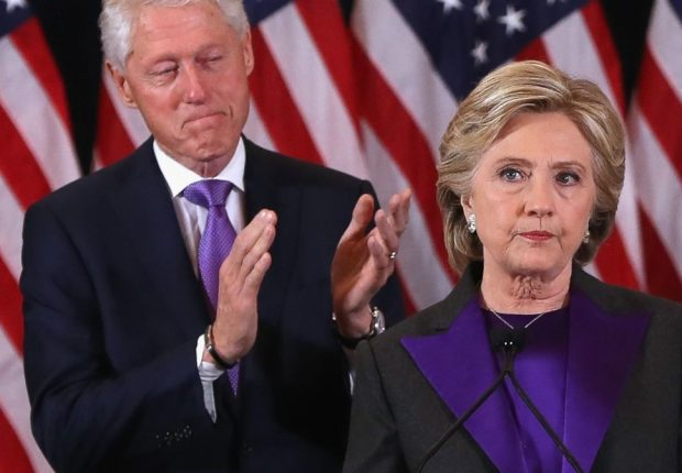 hillary clinton concession
