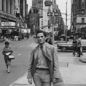 pier paolo pasolini new york