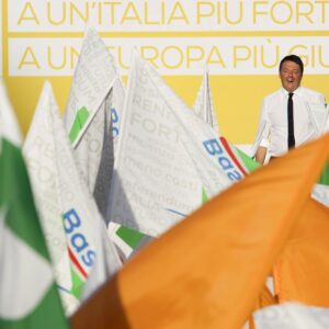 renzi pd referendum