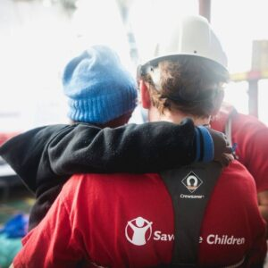 save the children migranti bambini