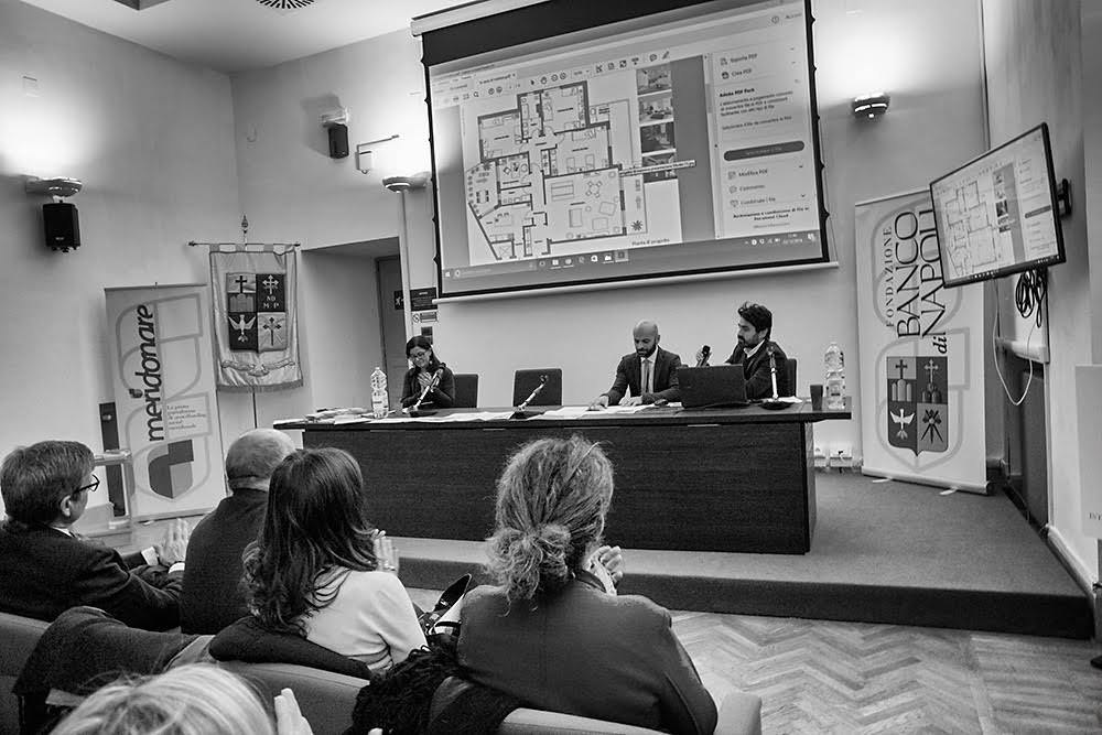 Conferenza stampa La Casa di Matteo © Stefania Zamparelli per A Ruota Libera Onlus