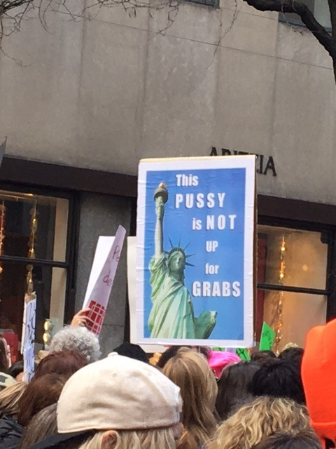 women march ny