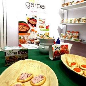Mi Garba e l'Italia al Winter Fancy Food di San Francisco