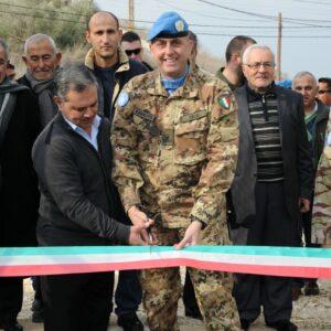 Ugo Cillo Unifil Libano