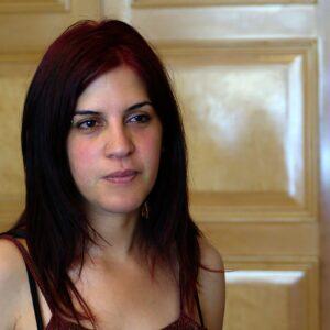 Lina Ben Mhenni Tunisia