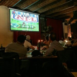 super bowl milano