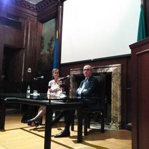 Giovanni Caforio in conversazione con Maria Teresa Cometto