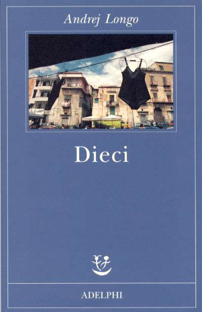Dieci, Andrej Longo, In Scena!, New York
