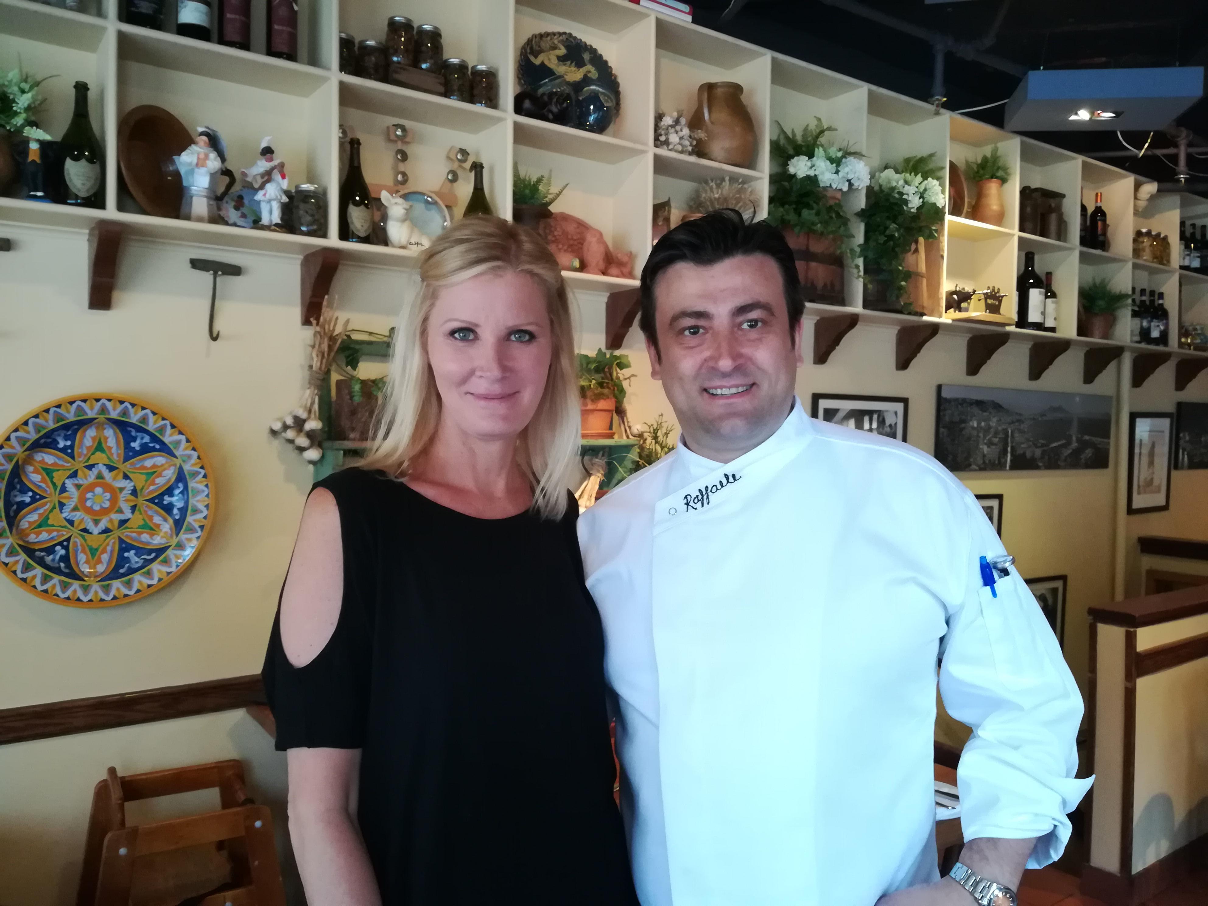 Programmi Tv Di Cucina Americani cucina italo-americana: due chef a confronto, sandra lee e