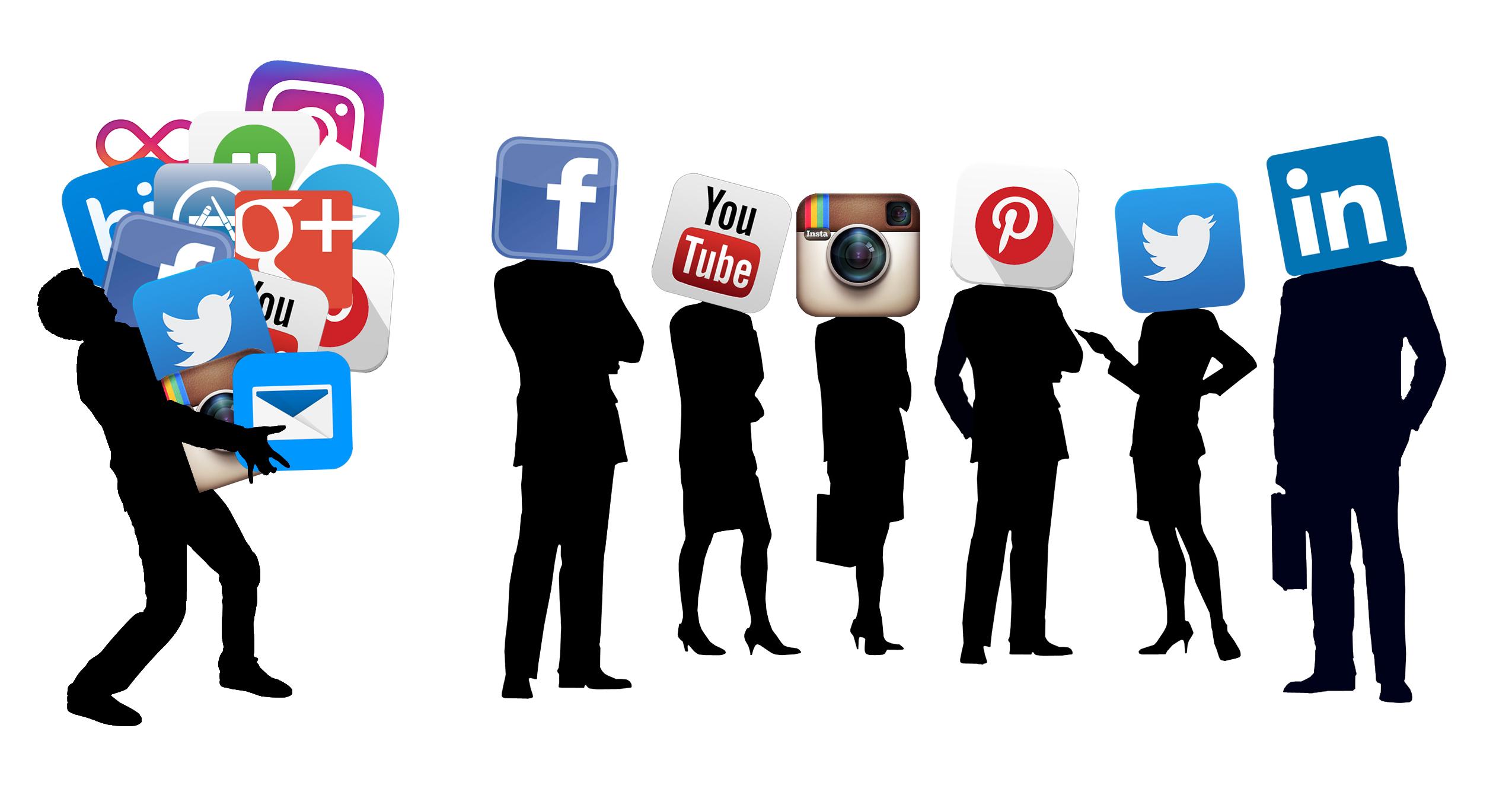 usare i social media nel mondo del lavoro