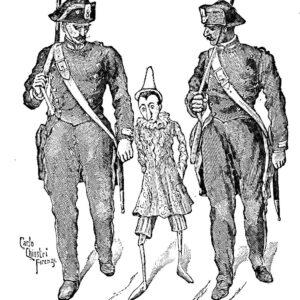 pinocchio e carabinieri