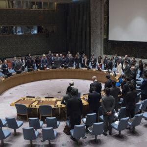 Consiglio di sicurezza cristiani egitto