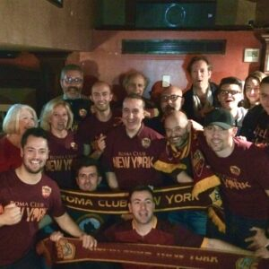 Roma Club New York tifosi
