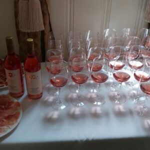 A rosé wine tour in the West Village, New York
