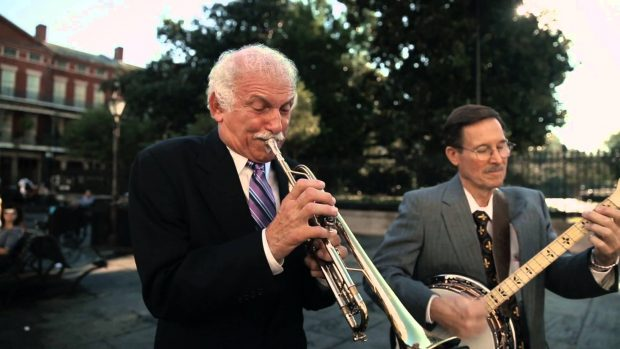 Sicily Jass, the first world man in Jazz, il film di Michele Cinque