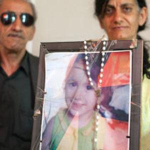 Cristina Ebada, la piccola irachena rapita dell'Isis a Qaraqosh