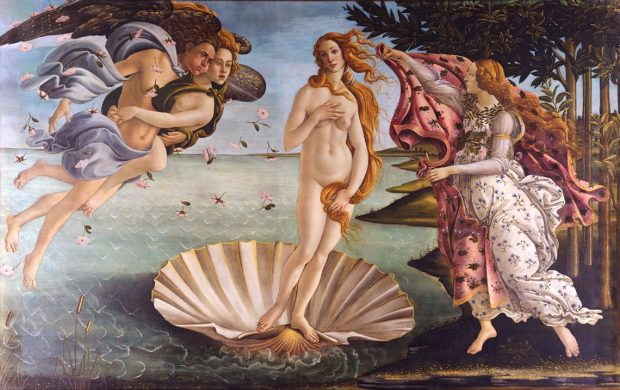 """Botticelli and the Search of Divine"" at Museum of Fine Arts, Boston"