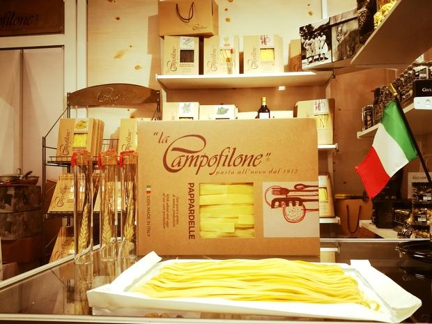 I primi sono il pezzo forte di un menù all'italiana e la pasta di Campofilone, con la sua filiera chiusa, è un'assoluta eccellenza