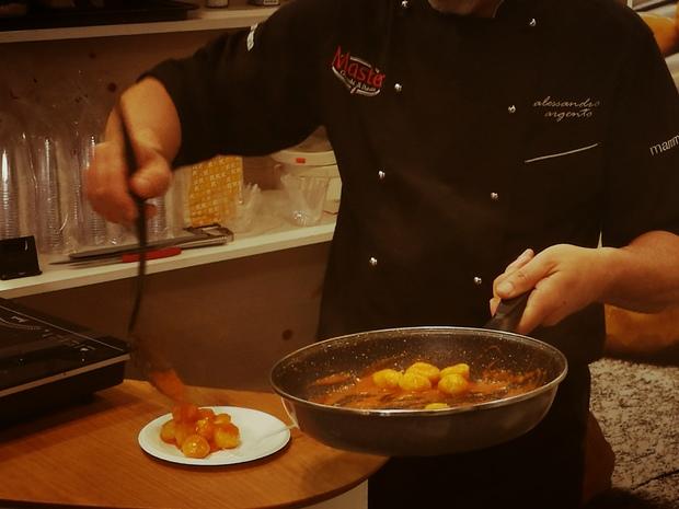Un'alternativa alla tradizionale pasta sono gli gnocchi di patata dell'azienda Master