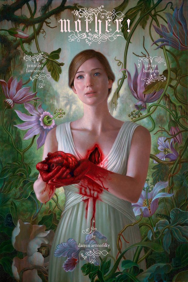 Mother!, di Darren Aronofsky