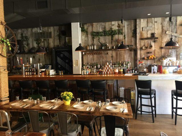 Il ristorante Numero28 a NYC