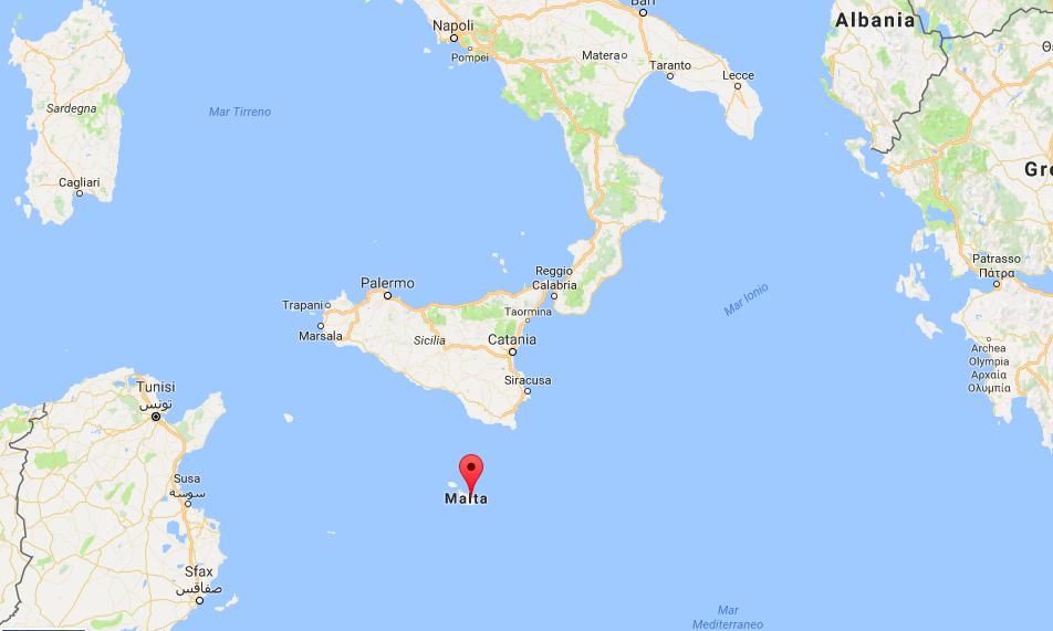 Cartina Politica Malta.Daphne Galizia La Giornalista Maltese Ultimo Anello Di Una Catena Di Sangue La Voce Di New York