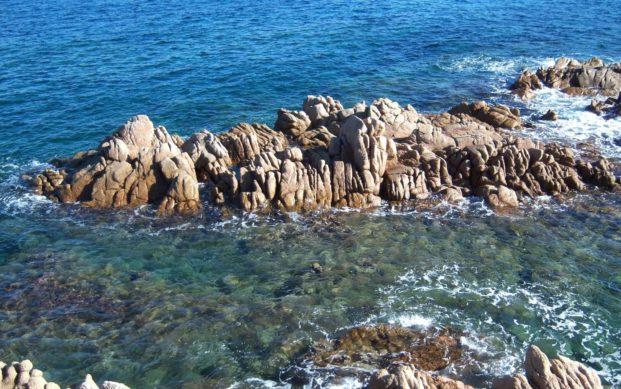 La spiaggia l'arcipelago
