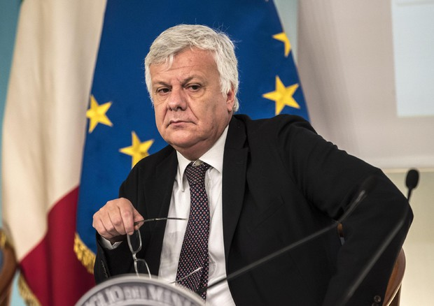 Il Ministro all'Ambiente Galletti