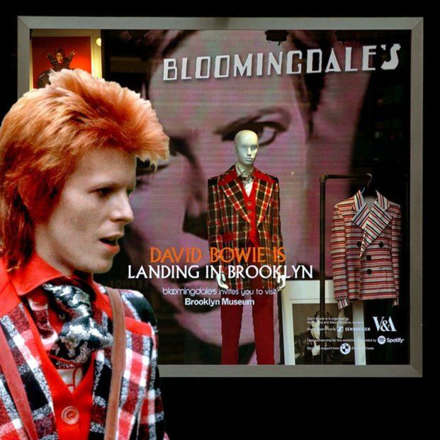 Le vetrine di Bloomingsdale
