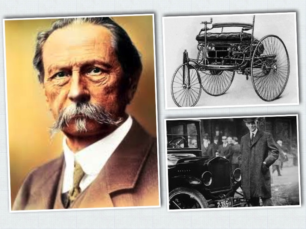 Karl Benz: Henry Ford And Karl Benz, Stories Of Innovation That