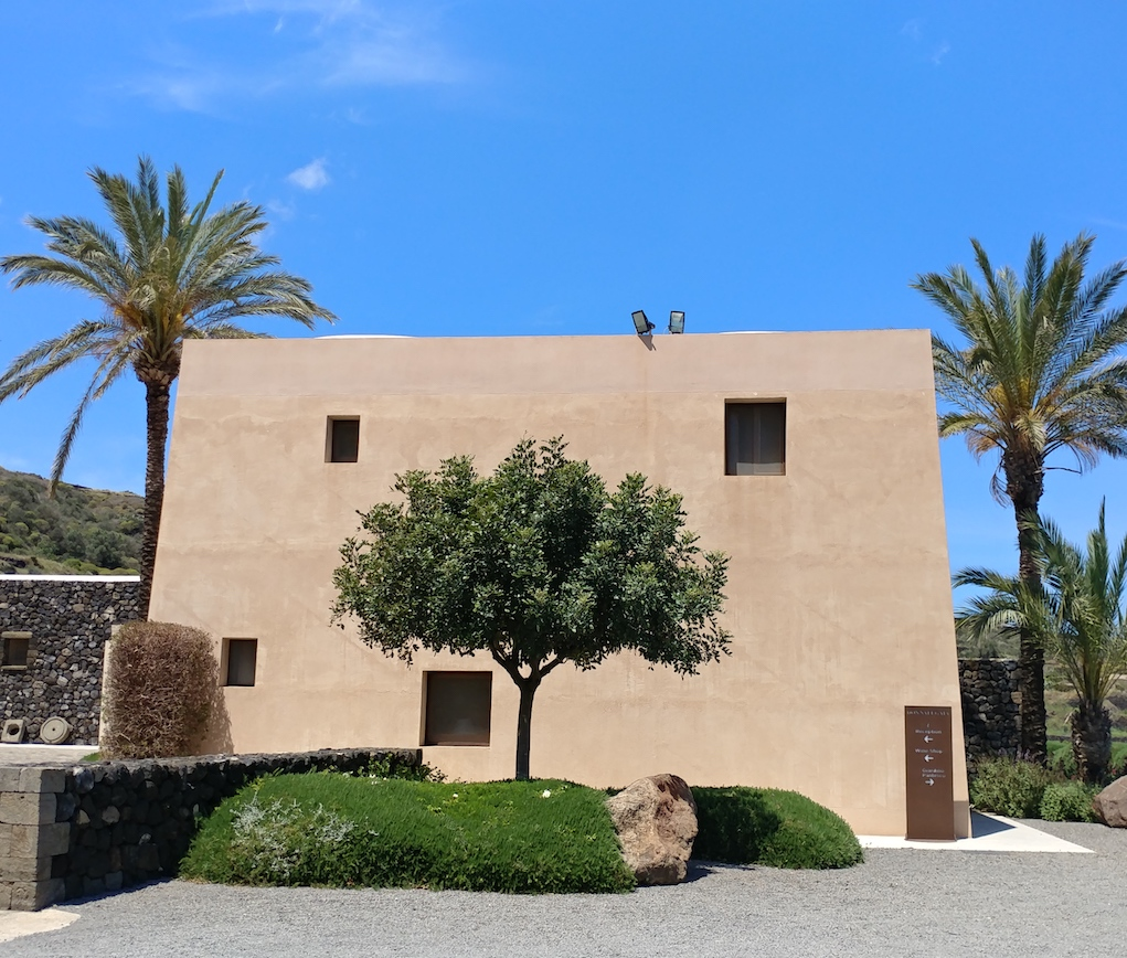 Donnafugata's Khamma Winery.