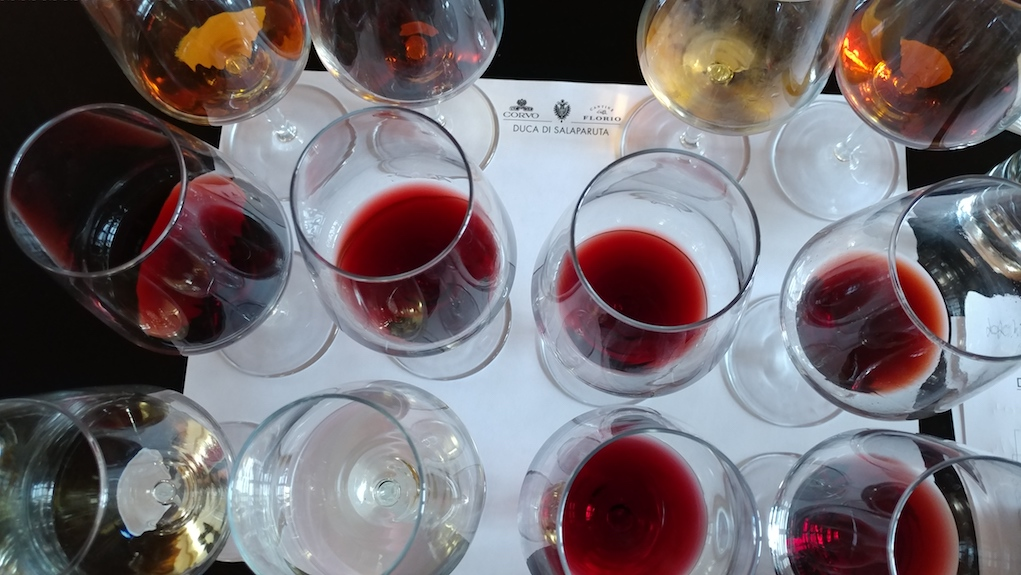 Wine Tasting at Cantine Florio