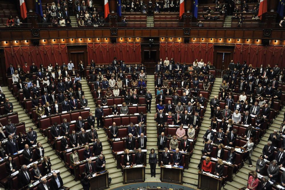 Sulla fine del parlamento casaleggio l m5s e il mito for Diretta dalla camera dei deputati