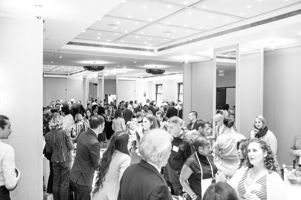 First Franciacorta Festival in NYC. Photo Credit Meghan Schaetzle